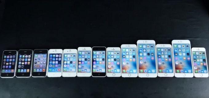 Jenis Iphone Original