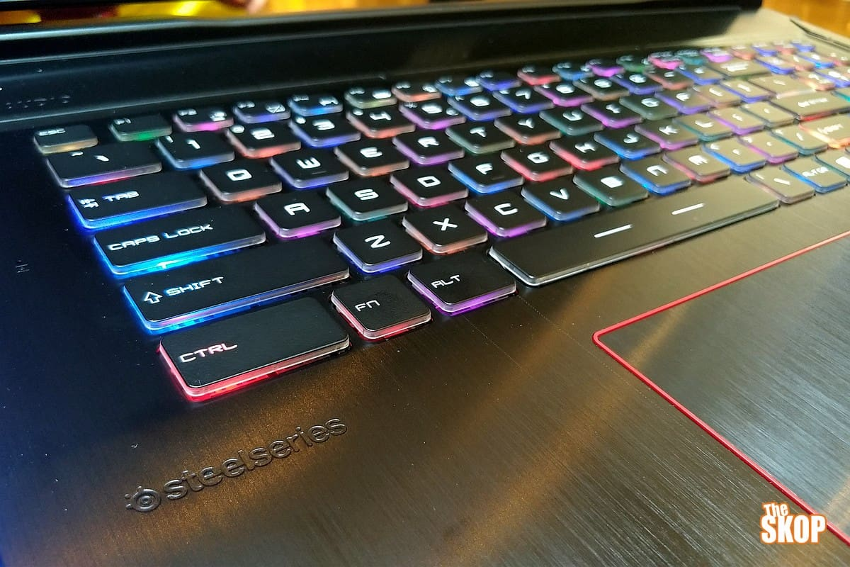 Tip penjagaan keyboard