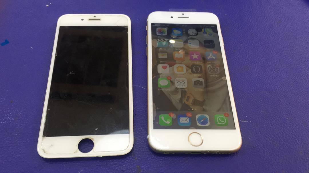 TUKAR IPHONE 6 LCD