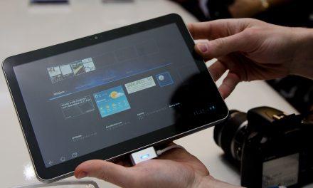 Samsung Tab 10.1 – Penggantian Bateri