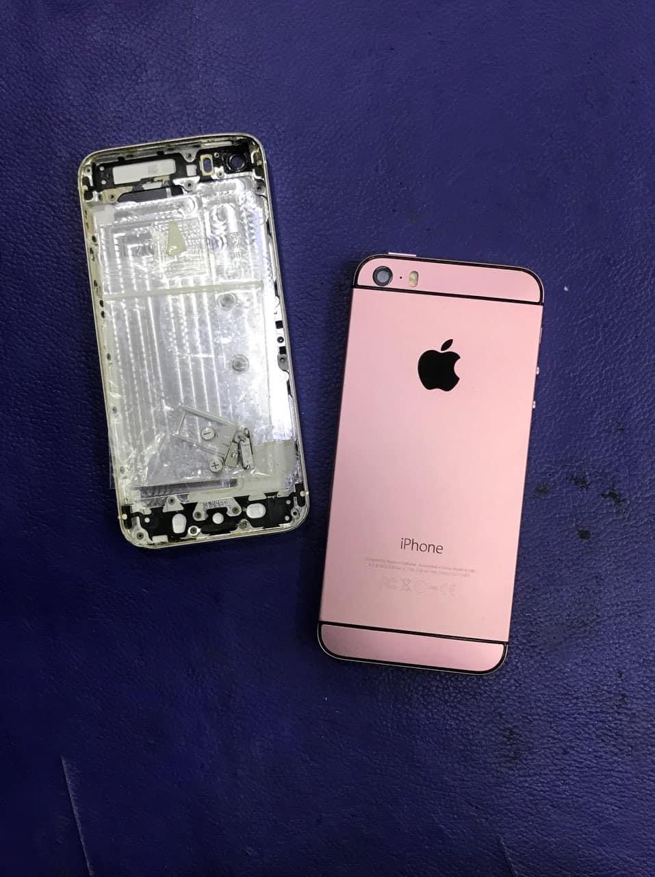 Tukar Body iPhone