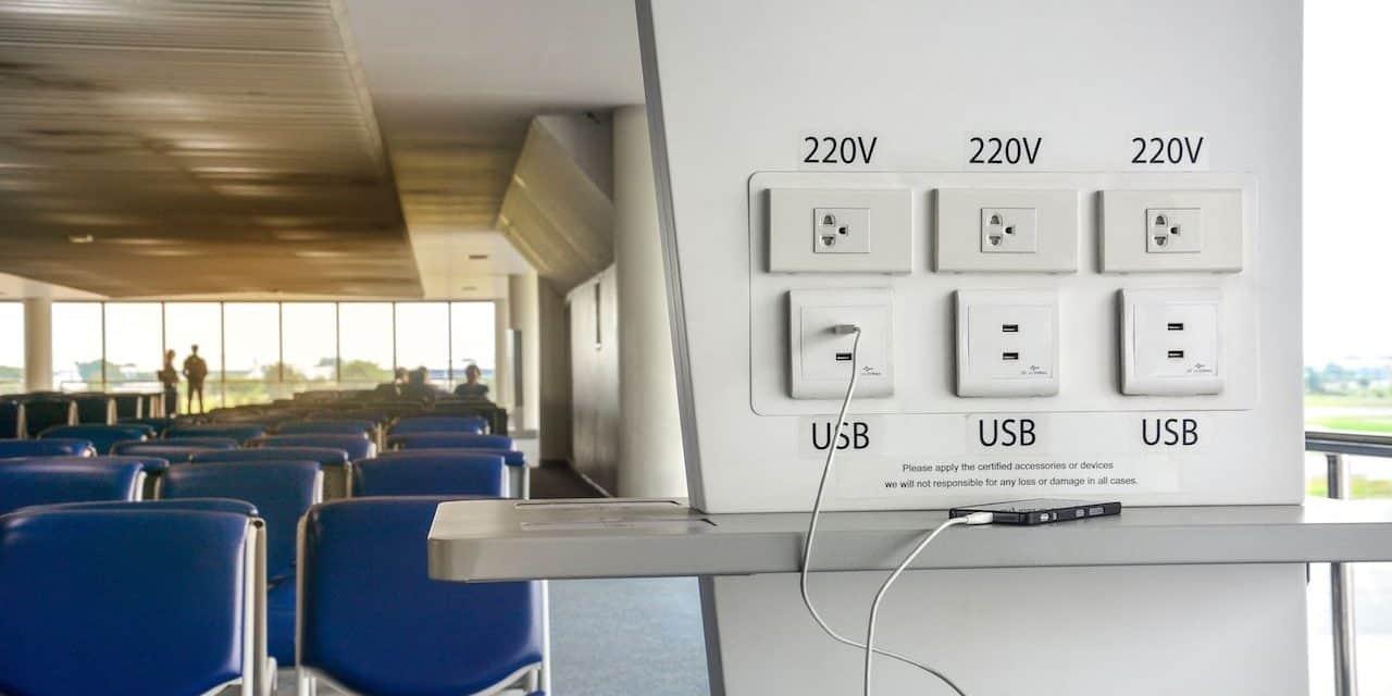 Risiko Mengecas Peranti di Port USB Awam