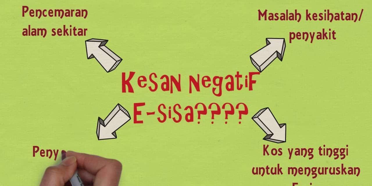 Pengurusan e-sisa di Malaysia