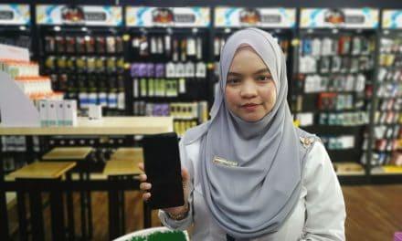 Penukaran LCD Huawei 20X