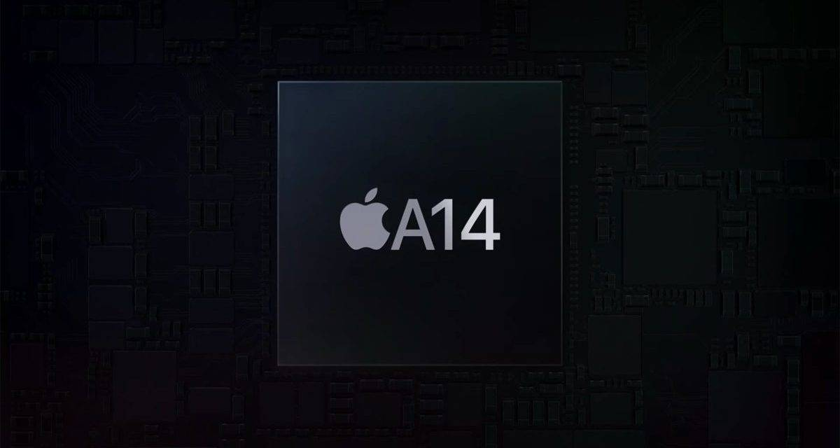 What is the Apple A14 Bionic chip that will power the iPhone 12?