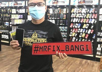 Kedai Repair phone Bangi MrFix