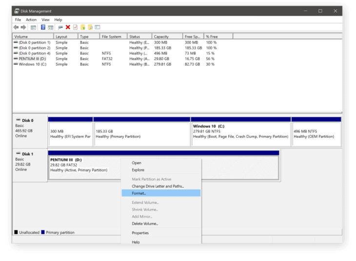 Macam mana nak format hard disk luaran: 3 cara mudah!