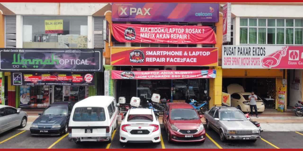MrFix Bangi – Kedai Baiki Phone Bangi Kajang