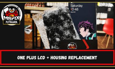 One Plus 8T Lcd and Housing Replacement: Mrfix Putrajaya